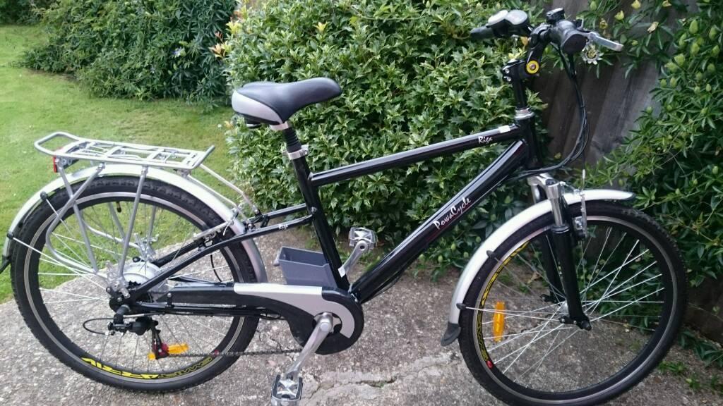 Power assisted bike (Electric bike)