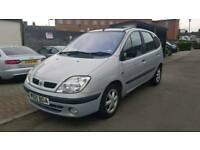 Renault senic 1.6 automatic sport 1eyars mot verry condition good px welcome