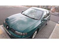 Seat Leon 2001 1.8L Petrol 125HP