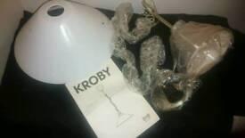 KROBY Pendant lamp double