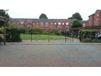 Parking space in a gated & CCTV covered complex. 1min walk from the Oxford Train Station