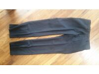 Mens navy trousers
