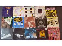 """129 x 7"""" vinyls *** job lot ***"""