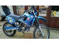 Cagiva w50cc 2stroke rare motorbike. £800 ono