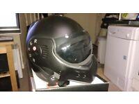 Roof helmet, medium 58
