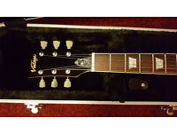 Vintage AFD Paradise Guitar TOTAL Upgrade