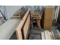 Job lot of office furniture