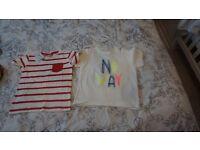 2x Zara Baby boy T-shirt New!!!