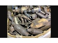 ALL CATALYTIC CONVERTERS WANTED!!! Top prices paid