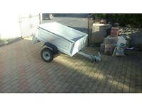 erde car trailer 4x3 for sale