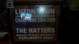 Luton FC mirror pictures