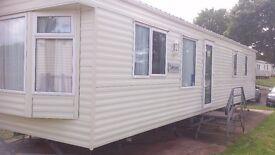 6 berth static caravan to let paignton devon