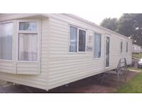 6 berth static caravan to let paignton devon