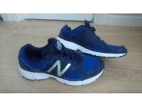 New Balance Running Trainers - Mens UK Size 9 - Blue