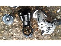 System EX Ahead Cycle Stem,SRAM 7,SHIMANO ALIVIO...