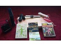 Games gift - Nintendo Wii Fit Plus full set