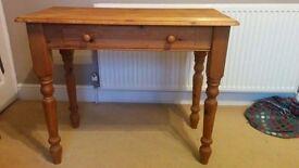 Desk & Stool for sale....