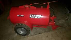 Children's toy tanker for sale