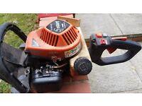 £50 HITACHI petrol hedge trimmer good condition