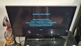"Linsar 32"" Full HD 1080p Freeview Smart LED TV £110"