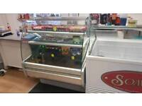 retail counter display fridge cabinet