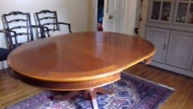 French Dining Table - extendable