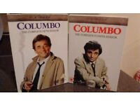 FOR SALE: COLUMBO THE COMPLETE 4TH & 5TH SERIES DVDS