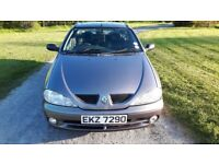 2000 Renault Megane 1.6 16v Petrol