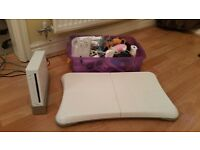 Wii Games Console , games & accessories