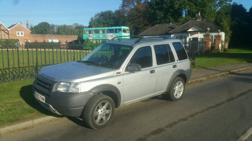 Land Rover Freelander 1.8 Petrol Estate Silver