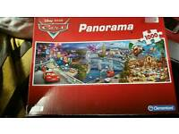 Disney cars jigsaw