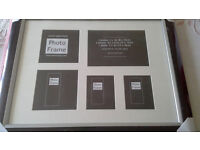Photograph picture frame