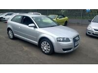audi a3 special edition 3 door 2006 06 plate facelift