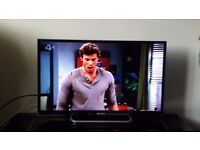 Sony Bravia 32 inches LCD colour TV with USB port and remote