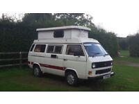 VW camper van - T3, ready to go