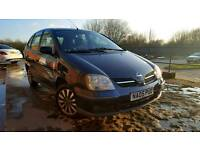 Nissan Almera Tino 1.8, full MOT,great family car, low mileage, very reliable