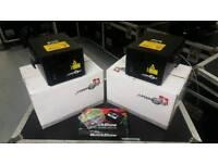 Laserworld CS2000RGB MK2 Laser Package