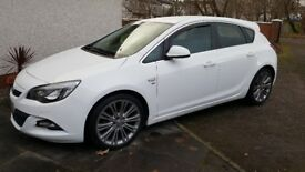 Vauxhall Astra SRI VX-Line. 1.6 16V White, 5 Door. Fantastic condition. Cruise control, A/C.