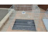 dog cages/beds/pens