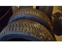 4 x Goodyear ultragrip 8, Winter tyres