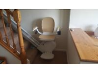 Stairlift for sale, excellent condition in Birmingham