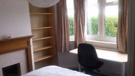 Oxford (Wolvercote): comfortable room, available now, owner-occupied house, £495 pcm inclusive.