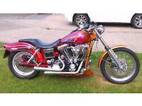 Harley Davidson Dyna Wide Glide 1340cc