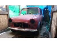 Classic mini 1275cc project