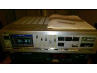 JVC A-X50 Amplifier/equaliser 65 Watts Per Channel