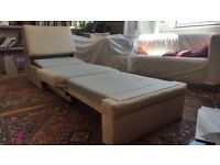 Chair/bed immaculate condition