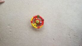 Mothercare interactive steering wheel toy.