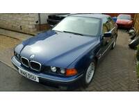 Bmw 535i v8 first decent offer will take car