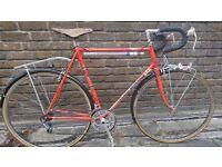Vintage Claud Butler road bike 531 bicycle Campagnolo