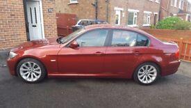BMW 3 series 2.0 20d Efficient Dynamics 4dr **£20 road tax** 60+MPG